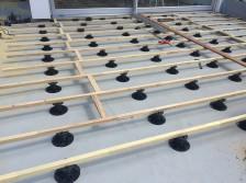 Příprava podkladu - hranolek 40x40 mm